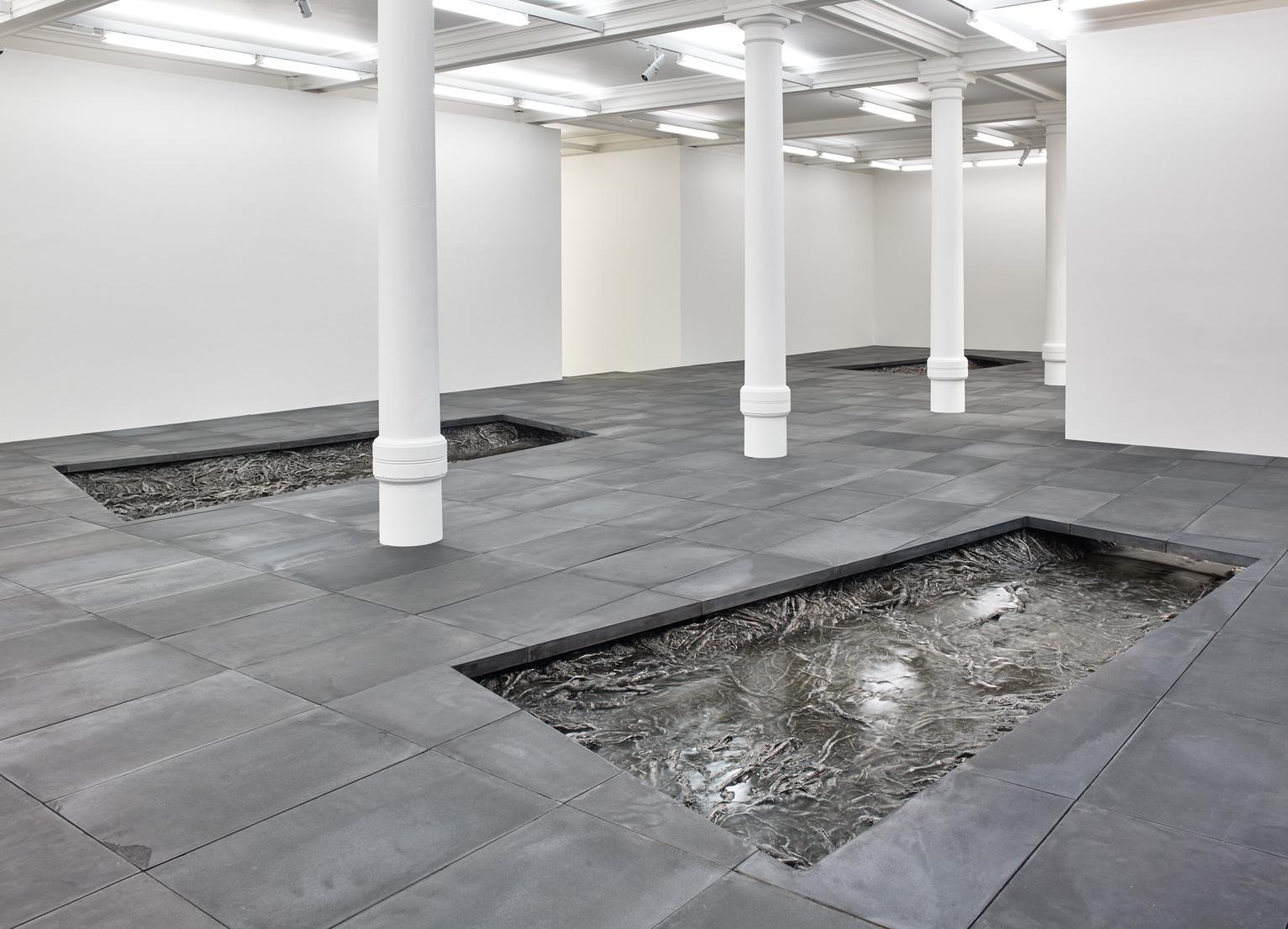 Phreatic Zones, Marian Goodman Gallery - London