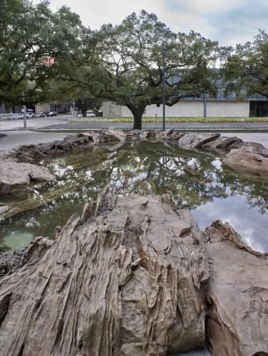 Iglesias - Inner Landscape (the Lithosphere, the Roots, the Water) –  [Paisaje interior (la litosfera, las raíces, el agua)], 2020, The Museum of Fine Arts, Houston
