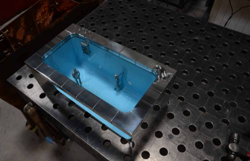 Erlich - Silver Pool